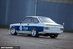 MkII Ford Escort RS2000