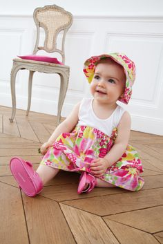 Girls Dresses, Flower Girl Dresses, Summer Dresses, Wedding Dresses, House Tours, Collection, Baby, Fashion, Layette