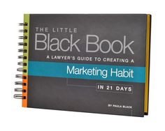 Black Book Marketing #fastkit