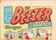 The Beezer & Cracker 20th Nov 1976