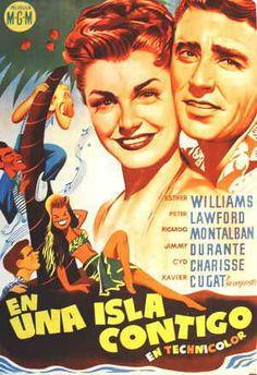 En una Isla Contigo (1948) VOSE/Español