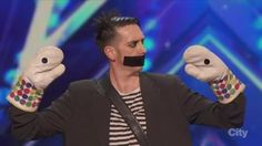 Tape Face - Strange Funny Performance | Auditions Week 1 | America's Got...