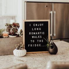 Shop for Rettel Board Chit-Chat Letter Board Oak Frame with Felt Backing and Letters Included. Get free delivery On EVERYTHING* Overstock - Your Online Home Decor Outlet Store! Get in rewards with Club O! Sign Quotes, Funny Quotes, Post Quotes, Qoutes, Motivational Quotes, Inspirational Quotes, Kitchen Letters, Kitchen Board, Kitchen Ideas