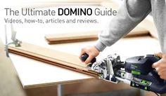 Ultimate Festool Domino Guide