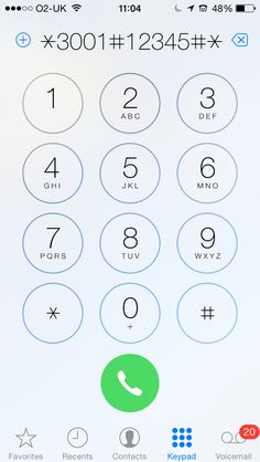 iPhone signal strength trick #Smartphones