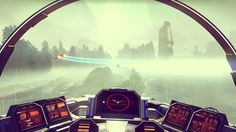 space craft no mans sky game Wallpapers HD