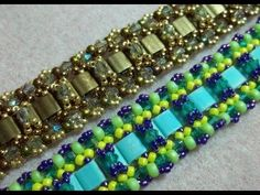 Best Seed Bead Jewelry  2017  Crossing Paths Bracelet
