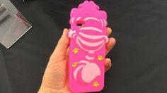 iPhone 4 4s Etui Chershire Szalony Kot z Alicji w Krainie Czarów!