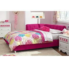 Jordan Kids Furniture Full Corner Bed - Value City Furniture