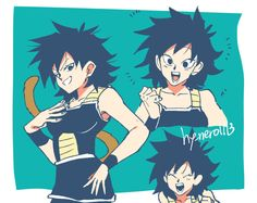 Dragon Ball Z, Dragon Ball Image, Gine Dbz, Ball Drawing, Db Z, Dbz Characters, Female Dragon, Son Goku, Concept Art