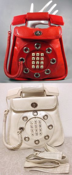 Working Telephone Purses by Dallas Handbags