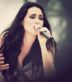 SHARON DEN ADEL, from WITHIN TEMPTATION