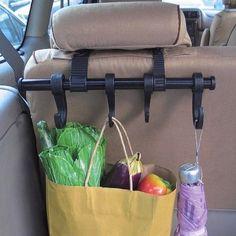 Car Headrest Multi-Hanger – $13