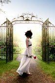 ILINA SIMEONOVA REGENCY WOMAN BY GRAND GARDEN GATES