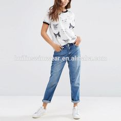 Wholesale ladies custom t-shirt all over print cats with crew neck women t shirts, View crew neck t shirts, HL Product Details from Dongguan City Hui Lin Apparel Co., Ltd. on Alibaba.com