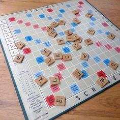 Fancy - Scrabble Rug