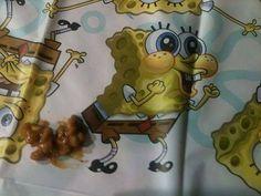 Vieze Spongebob
