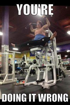 Bodybuilding - WTF?