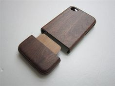 Wood case Cool