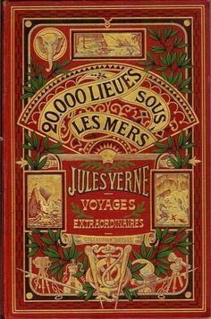 Jules Verne: Vingt mille lieues sous les mers (1870)