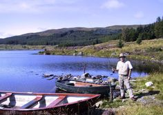 Loch Bad a' Bhathaich (pronounced Badaviach) - brown trout. Permits from TroutQuest. North Coast 500, East Coast, Trout Fishing, Fly Fishing, Fishing Holidays, Brown Trout, Inverness, Scotland, Vacation