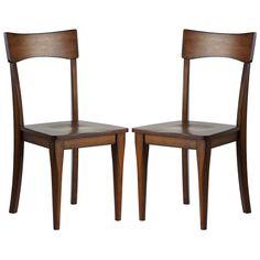 Sterling Antique Honey Side Chair (set of 2) | Overstock.com