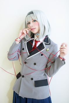 Anna-senpai from Shimoneta looking sweet as nectar (Full Album) [Cosplay] - Checkout more news on http://ift.tt/1dTOCQZ