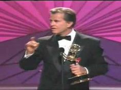"""(Dick Clark Acceptance Speech - 1994)    """"If there's a rock and roll heaven..."""" Dick Clark is now the emcee.  RIP Mr. Clark."""