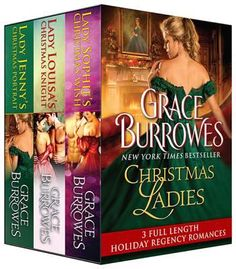 Christmas ladies by Grace Burrowes - downloadable ebook. Click on the image to place a hold on this item in the Logan Library catalog.