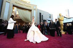 Academy Awards Red Carpet 2013