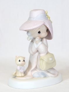 Precious Moments Collectible Figurine To A by CorporateRefugees