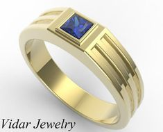Show him you are his princess with this Men's Blue Sapphire Wedding Band! Unique Wedding Bands, Engagement Wedding Ring Sets, Wedding Men, Sapphire Wedding Rings, Diamond Wedding Bands, Wedding Picture Frames, Blue Sapphire, Princess Cut, Horse Galloping
