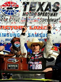Jeff Gordon win @ Texas.