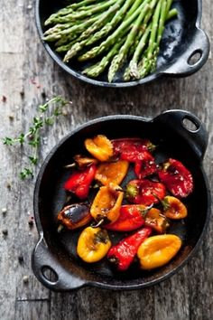 colorful and healthy!