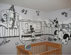 Disney obsessed!! I shall shov that obsession in my future kids face:)