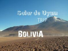 Gorgeus Trip through the Salar de Uyuni!