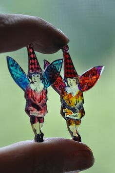 Shrinky Dink Ink