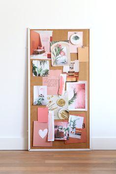MY ATTIC / Flexa / livingroom make-over / pink    Photography: Marij Hessel  www.entermyattic.com