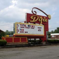 Dixie Drive-in Theater - Vandalia, OH