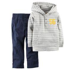 2-Piece Pullover & Pant Set