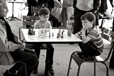 Chess at the Luxembourg Gardens, Paris by Dotan Saguy on 500px
