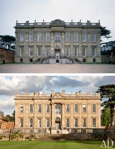 Easton Neston's Restoration : Exemplary English Baroque style architecture.