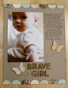 Brave Girl - Dos guisantes en un cubo