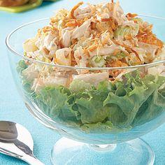 Fruity Chicken Salad | MyRecipes.com