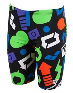 9c0ca9a8ac Arena Junior Boys Icon Jammers (Size 29