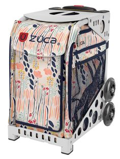 Zuca From Wooska Magic Garden Insert Bag And Frame 10 Colors Wheels Flash Or No We Will Personalize For You S Tax Free Us Shipping