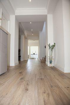 Wood Tile Floors, Timber Flooring, Wood Floor, Oakland House, Bungalow Renovation, Floor Trim, Home Comforts, Cozy House, My Dream Home