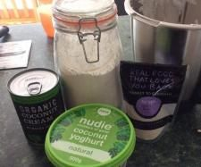 Recipe Clare's Creamy Coconut Yoghurt - Automated TM5 Version by clare p - Recipe of category Basics