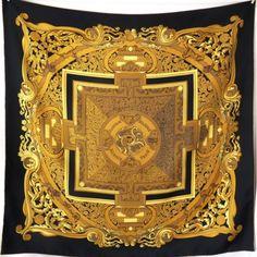 carré hermès animaux solaire,foulard,soie,maison hermès,seta,sciarpa,seidentuch,silk  scarf,Zoé Pauwels,luxe,accessoire 9732097e266