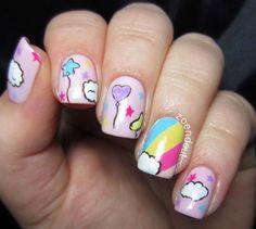 Uñas decoradas - Diseños de uñas - Decoración de uñas con gel 2015 ...